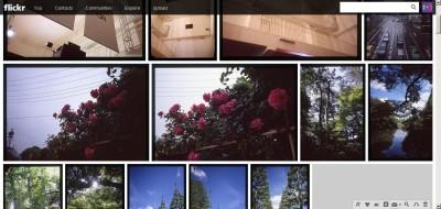 リニューアルされたFlickrは使いにくい