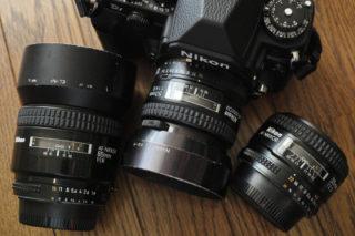 記事:ニコン「Df」、フィルム一眼レフ時代のAF単焦点レンズとの相性は良好 by NIKKEI Trendy