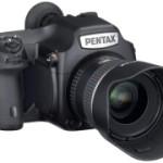 """記事:""""超高画素CMOS""""の「PENTAX 645D 2014(仮称)」がCP+2014に参考出品 by DC Watch"""