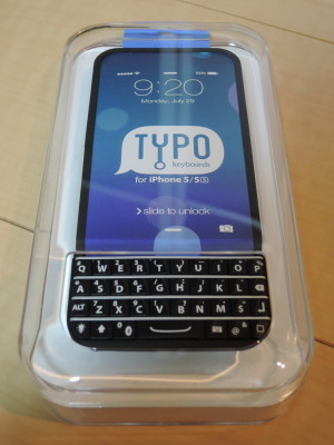 TYPO keyboards