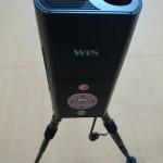 神田無線電機 モバイルプロジェクターWis KVD-Z240K