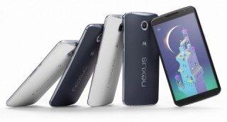Nexus6,Nexus9発表