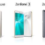 ZenFone3シリーズ