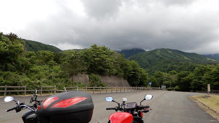 大山ツーリング(2017/5/27,28)