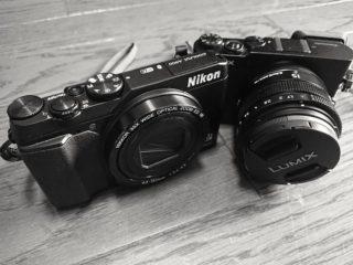 夏休みの旅カメラとか