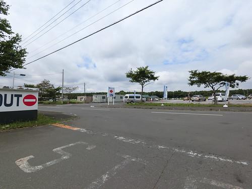 北海道ツーリング 1日目(8月10日)