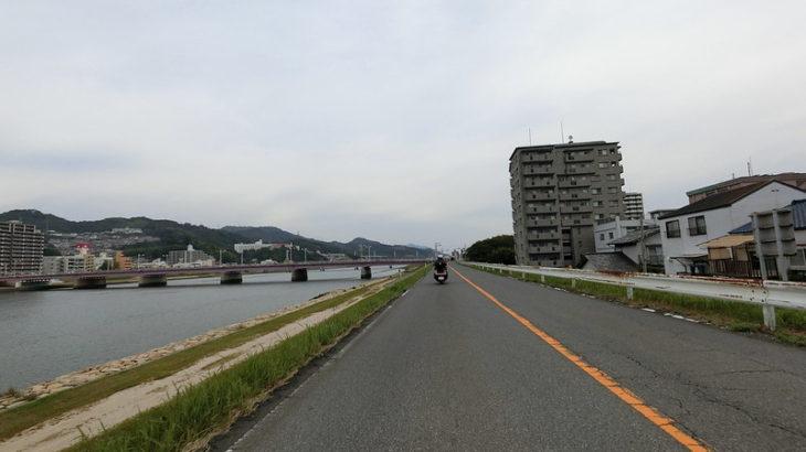 鳥取へツーリング(17/10/1)