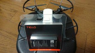 Telloの予備バッテリー