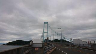 見近島キャンプ 行き (2018/05/19)