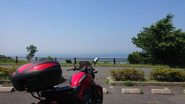 山口一周ツーリング(18/06/02)