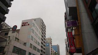 7月6日 また、新幹線止まる