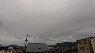 9月30日 台風24号