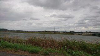 10月6日 台風25号