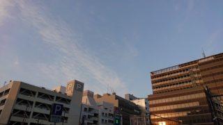 2月26日 暖かく