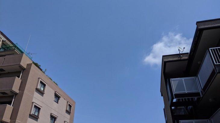 7月23日 梅雨明け?
