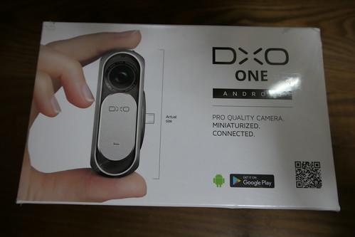 DxO One USB Type-C