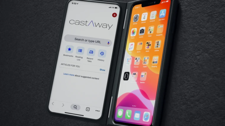 castAway case