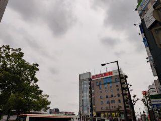 5月18日 週末の天気