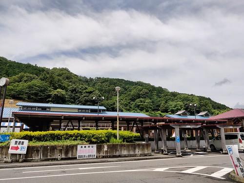 中部道の駅 スタンプラリー(4) 岐阜県の1回目