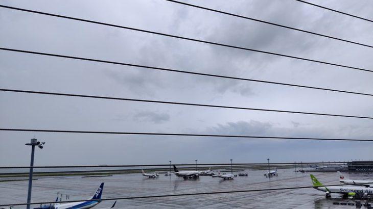 7月11日 中部国際空港
