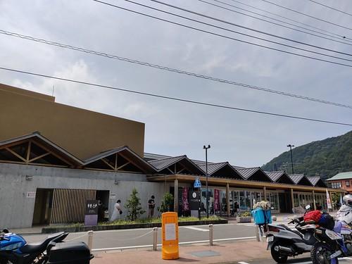 中部道の駅 スタンプラリー(9) 静岡県 2回目の2日目