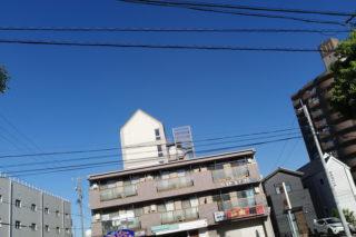 10月11日 台風一過