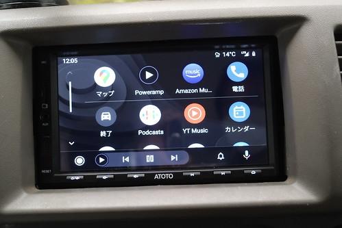 CarPlayとAndroidAuto