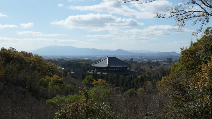奈良、和歌山へ(20/11/21,22)
