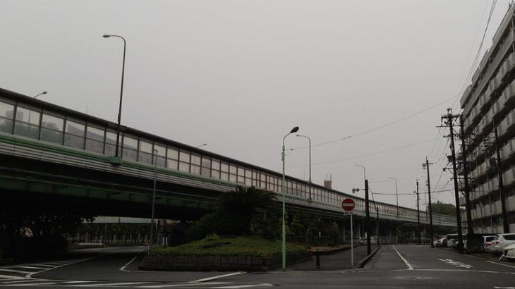 5月17日 梅雨に入った